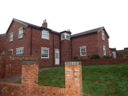 6 Bedrooms Detached House for sale in Padeswood Road South, Padeswood, Mold, Flintshire, CH7