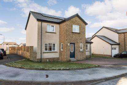4 Bedrooms Detached House for sale in Langholm View, Ochiltree