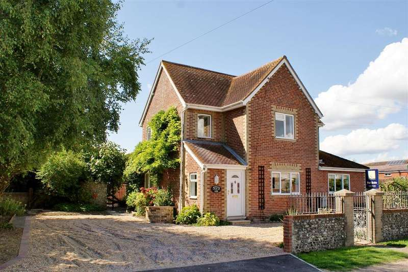 4 Bedrooms Detached House for sale in Westergate Street, Woodgate