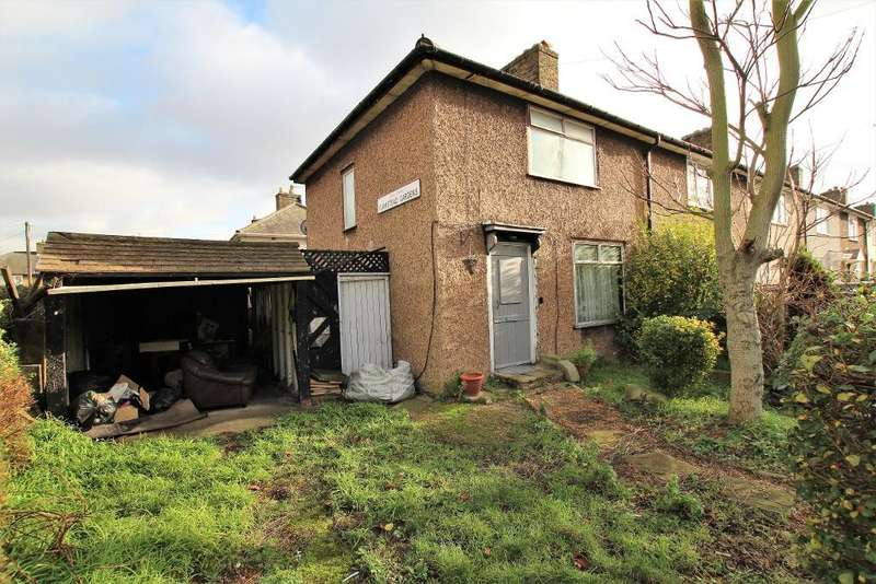 3 Bedrooms End Of Terrace House for sale in Flamstead Road, Dagenham, Essex, RM9 4JL