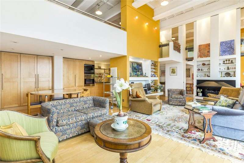 4 Bedrooms Flat for sale in The Piper Building, Peterborough Road, Fulham, London, SW6