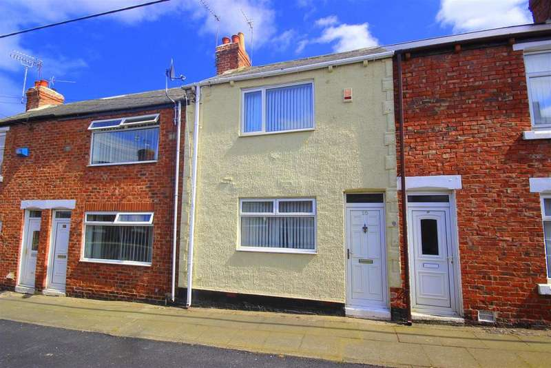 2 Bedrooms Terraced House for sale in Baden Street, Chester Le Street