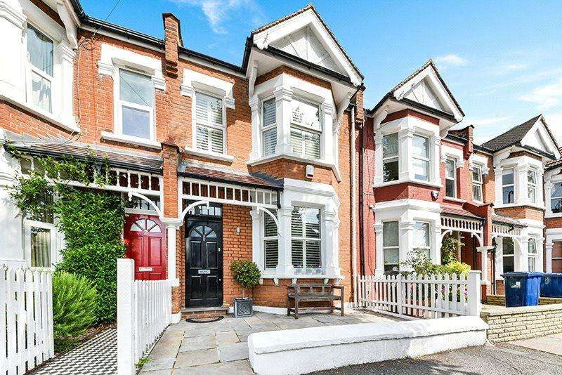 3 Bedrooms Terraced House for sale in Eridge Road, Chiswick, London, W4