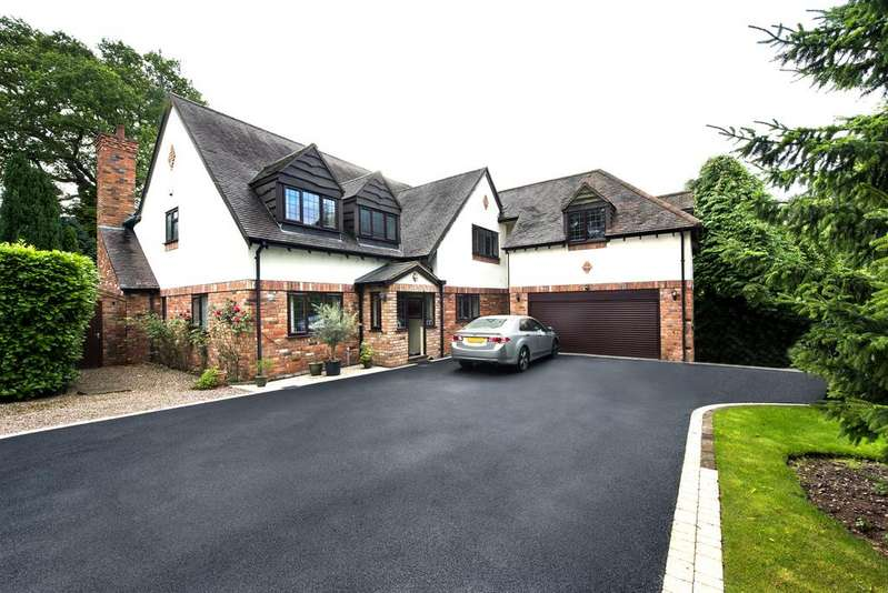 6 Bedrooms Detached House for sale in Cressington Drive, Four Oaks Park