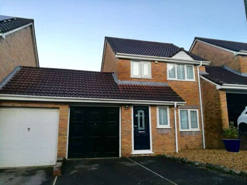 3 Bedrooms Link Detached House for sale in Forest View, Mountain Ash