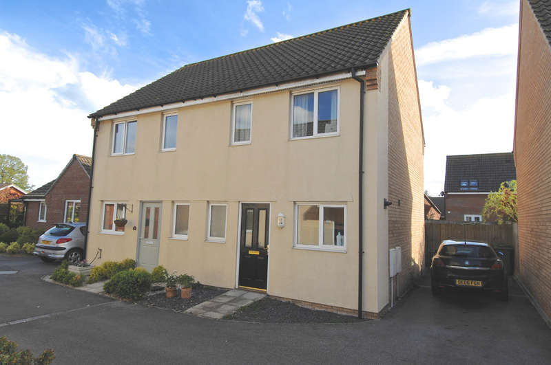 2 Bedrooms Semi Detached House for rent in Hethersett, Norwich, NR9