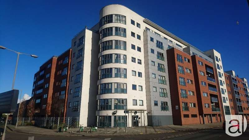 2 Bedrooms Apartment Flat for sale in Leeds Street City Centre L3