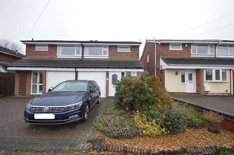 3 Bedrooms Semi Detached House for sale in Manor Gardens, Birmingham