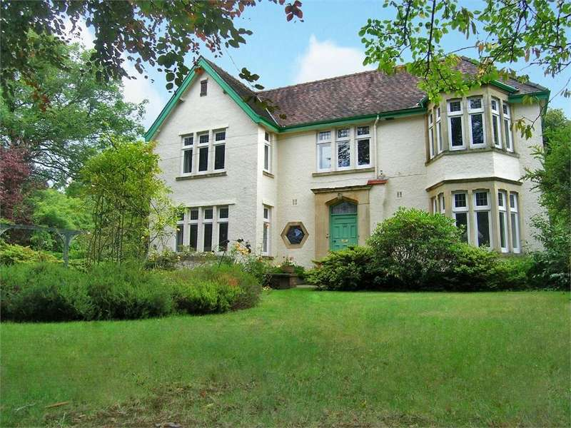 5 Bedrooms Detached House for sale in Cyncoed Road, Cyncoed, Cardiff