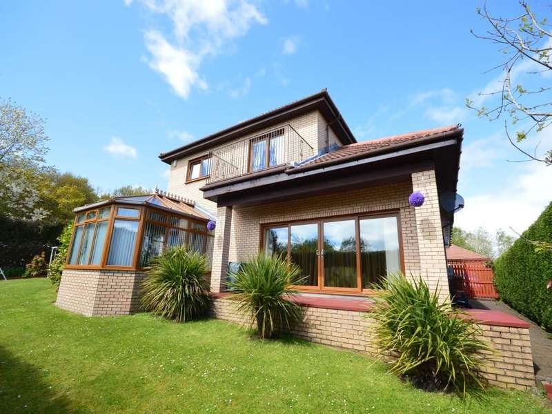 4 Bedrooms Detached House for rent in Park Lane, Glenrothes, KY7