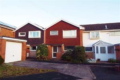 3 Bedrooms Terraced House for rent in Concorde Drive, Westbury