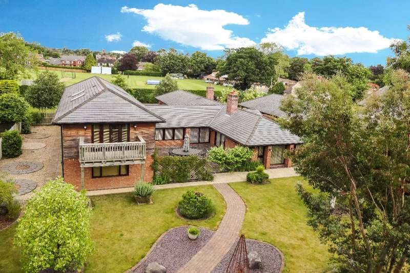 5 Bedrooms Detached House for rent in Morda Road, Oswestry, SY11