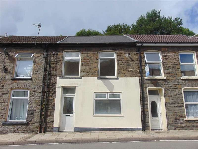 3 Bedrooms Terraced House for sale in Llewellyn Street, Tylorstown, Rhondda Cynon Taff
