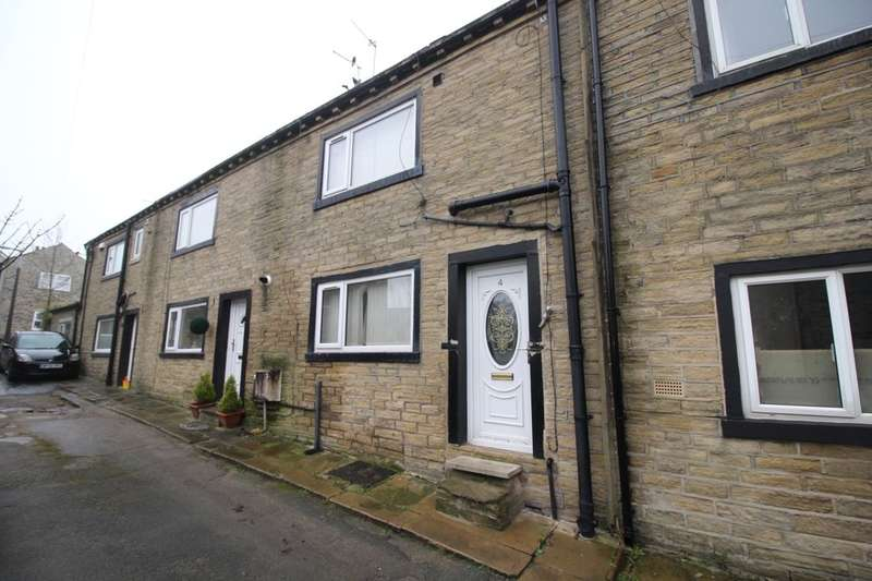 2 Bedrooms Terraced House for sale in Berrys Buildings, Halifax, HX2