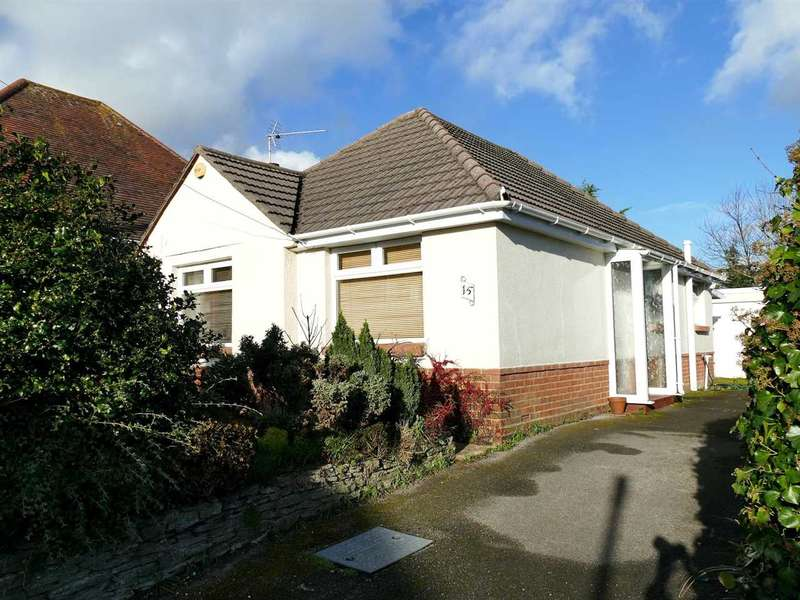 2 Bedrooms Detached Bungalow for sale in WELL PRESENTED TWO BEDROOM BUNGALOW - Wallisdown