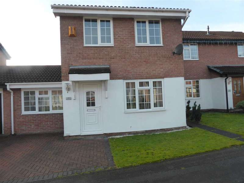 3 Bedrooms Detached House for rent in Ellsworth Close, Warrington