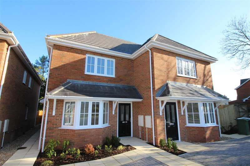 3 Bedrooms Maisonette Flat for sale in Holm Oak, Forest Road, Denmead