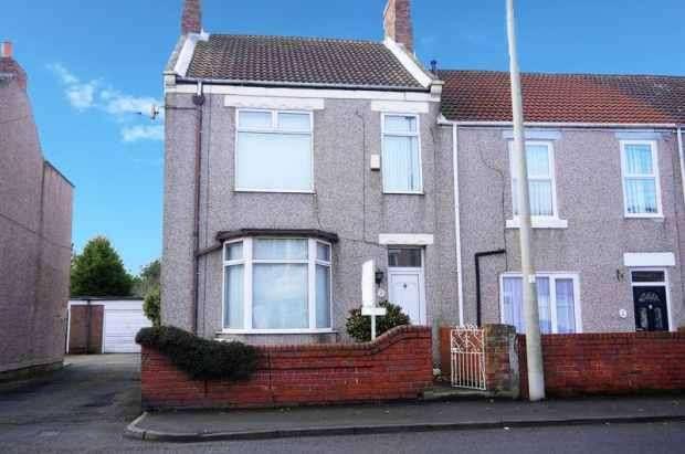 3 Bedrooms Property for sale in Glebe Terrace, Choppington, Northumberland, NE62 5TA