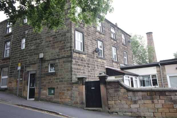 1 Bedroom Flat for sale in Rutland Street, Matlock, Derbyshire, DE4 3GN