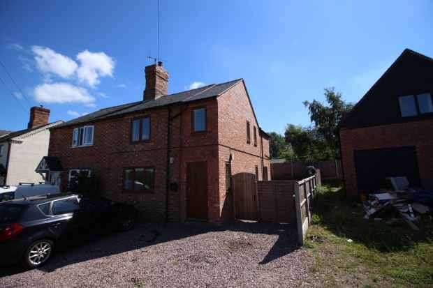 2 Bedrooms Semi Detached House for sale in Platt Lane, Whitchurch, Shropshire, SY13 2NX