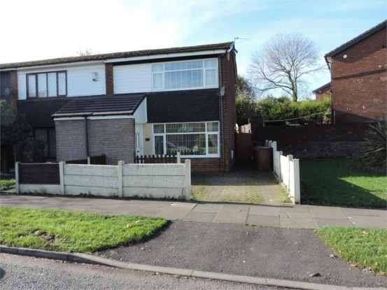 2 Bedrooms Semi Detached House for sale in Coronation Road, Manchester, Greater Manchester, M26 3RD