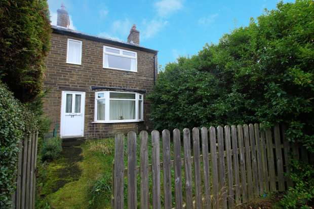 2 Bedrooms Property for sale in Mile Cross Gardens, Halifax, West Yorkshire, HX1 3UJ
