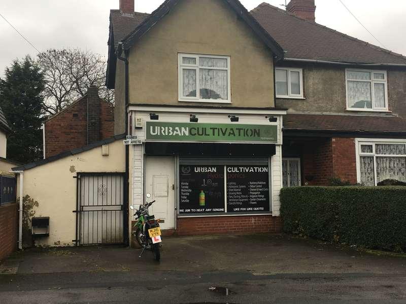 Shop Commercial for rent in Dib Lane, Oakwood, Leeds, West Yorkshire, LS8