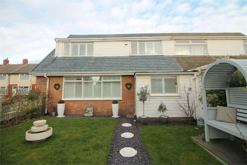 3 Bedrooms Semi Detached House for sale in Green Lane, Brighton-le-Sands, LIVERPOOL, Merseyside