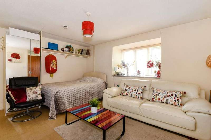 Studio Flat for sale in Newton Avenue, Muswell Hill