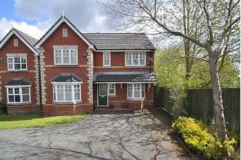 4 Bedrooms Detached House for rent in Tomfields, Wood Lane, Stoke On Trent, ST7 8PJ