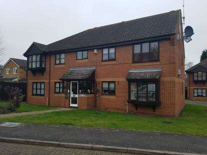 2 Bedrooms Flat for sale in The Brickfields, Stowmarket, Suffolk