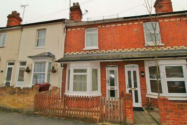 3 Bedrooms Terraced House for sale in Adelaide Road, Reading