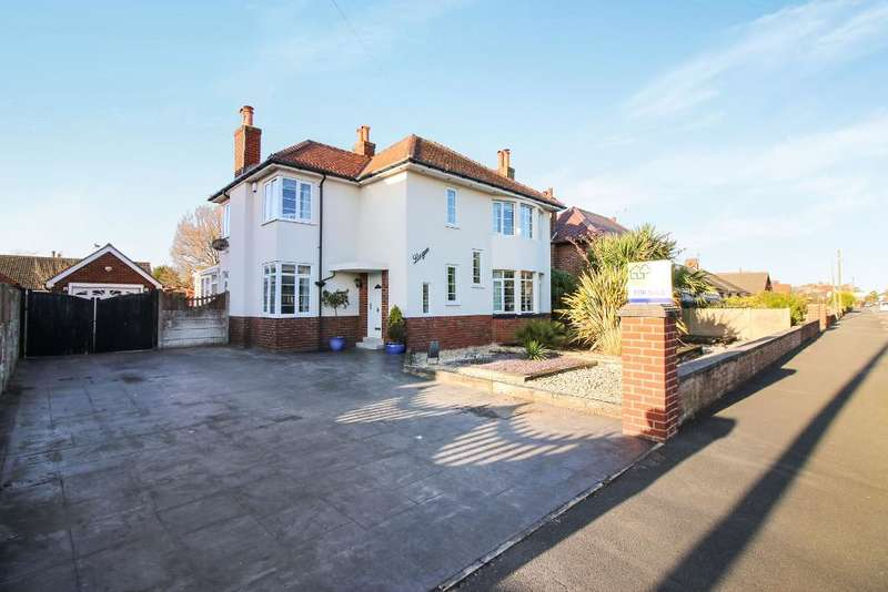 4 Bedrooms House for sale in Hackensall Road, Knott End on Sea, Lancashire, FY6 0AY
