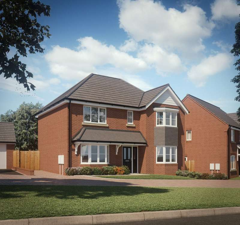 4 Bedrooms Detached House for sale in Plot 35 The Oxford, Hartwell Grange
