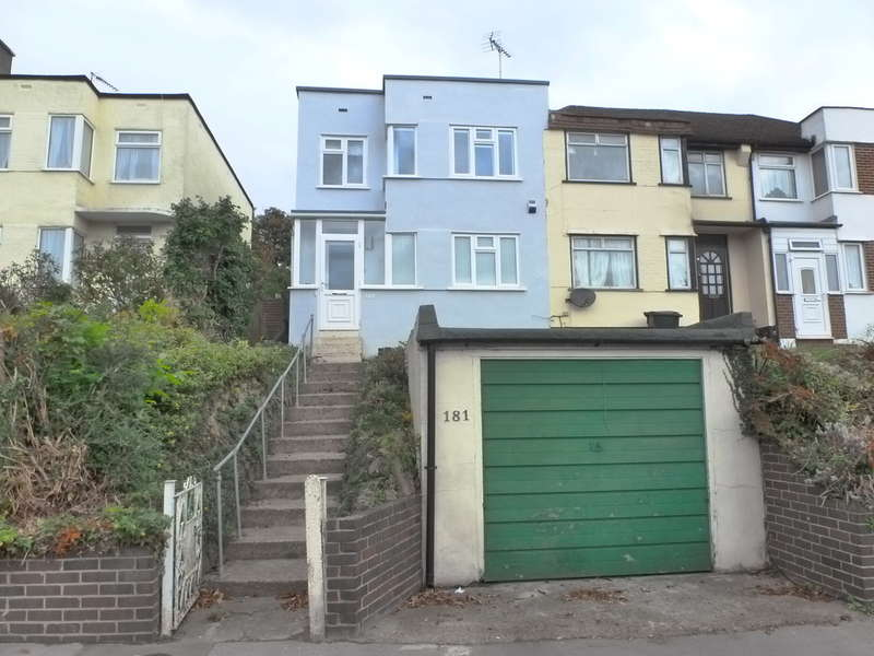 3 Bedrooms End Of Terrace House for sale in Addington Road, South Croydon, CR2 8LN