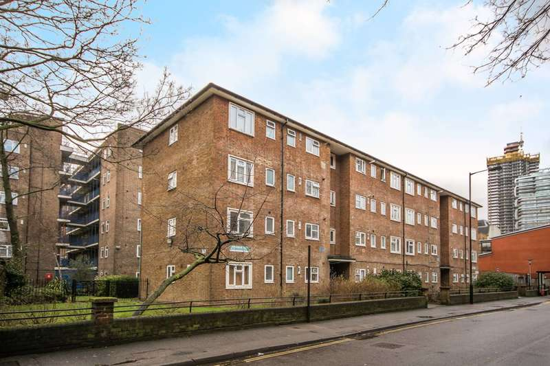 3 Bedrooms Flat for sale in Murray Grove, Hoxton, N1