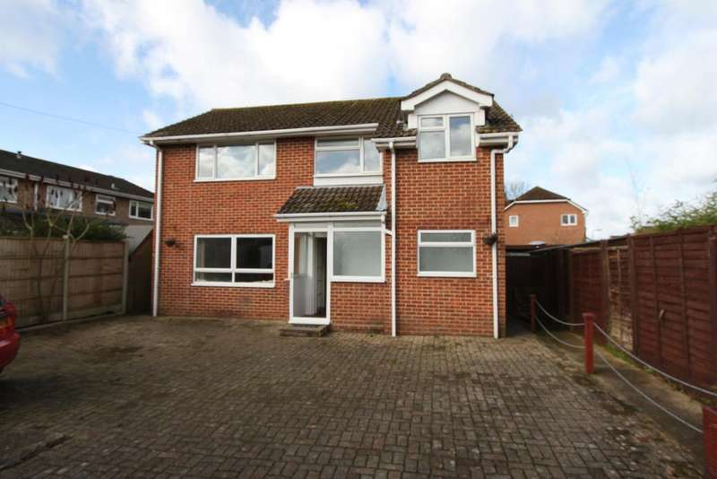 4 Bedrooms Detached House for rent in Bishopstoke, Eastleigh SO50