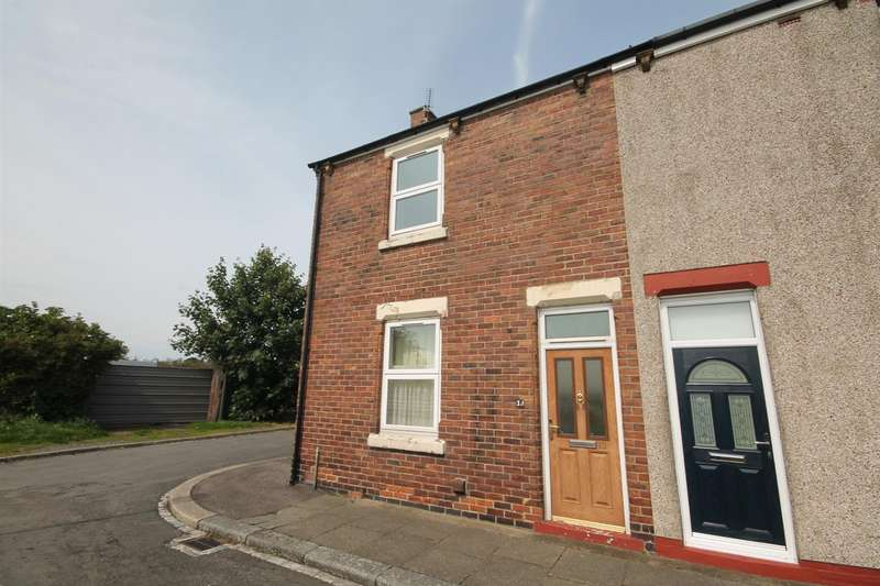 3 Bedrooms End Of Terrace House for sale in Rutland Street, Leeholme, Bishop Auckland