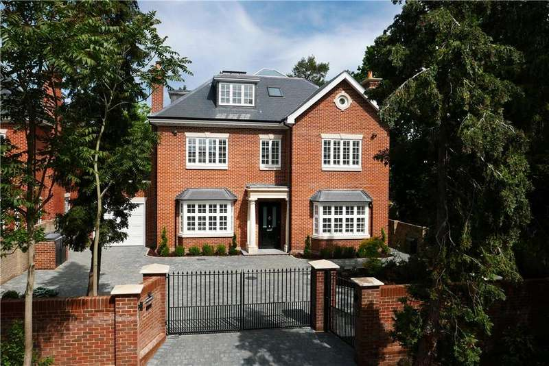 6 Bedrooms Residential Development Commercial for sale in Coombe Hill Road, Coombe Hill, Kingston Upon Thames, Surrey, KT2