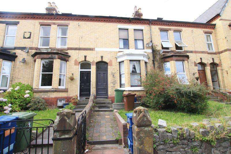 6 Bedrooms Terraced House for sale in Bangor, Gwynedd