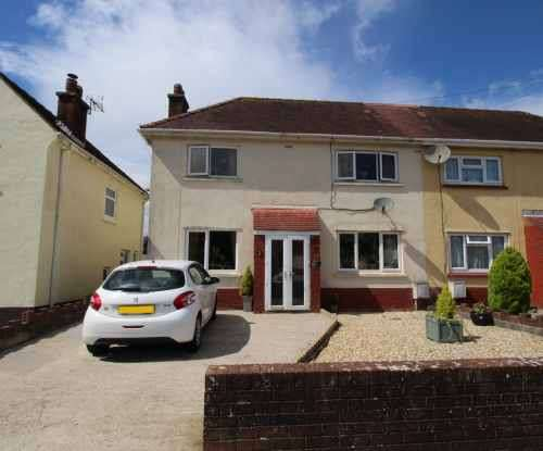 3 Bedrooms Semi Detached House for sale in Arthur Street, Ammanford, Dyfed, SA18 2DR