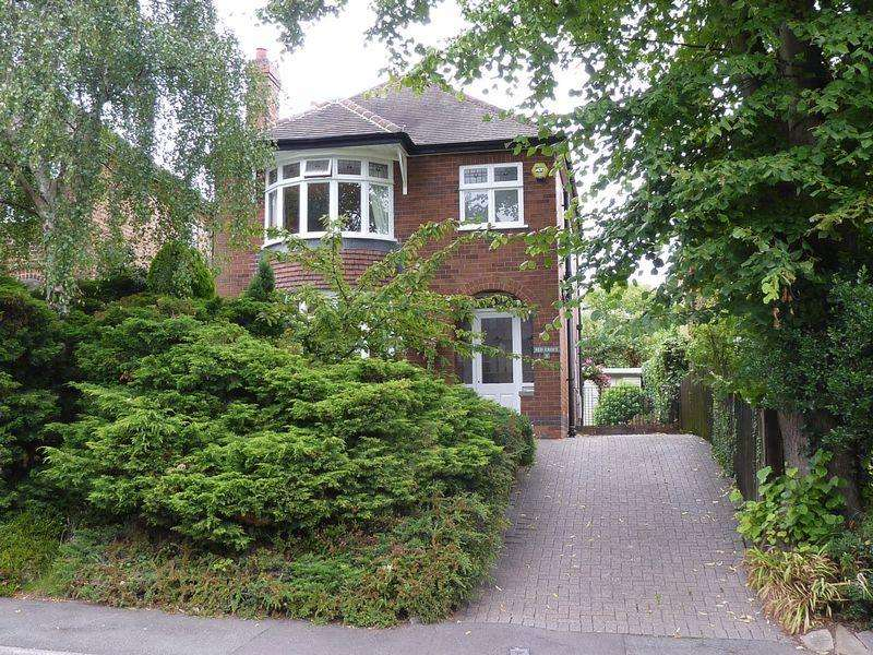 3 Bedrooms Detached House for sale in 3 Bare Lane, Ockbrook, Derby