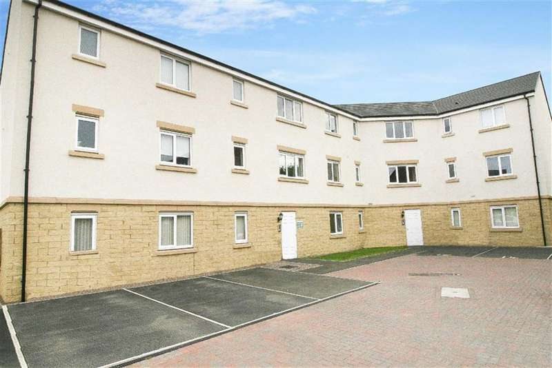 2 Bedrooms Flat for sale in Admiral Court, Blyth, Northumberland