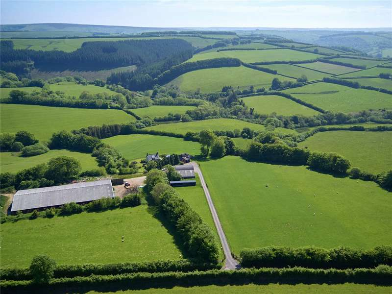 5 Bedrooms Farm Commercial for sale in Exford, Exford, Minehead, Somerset, TA24