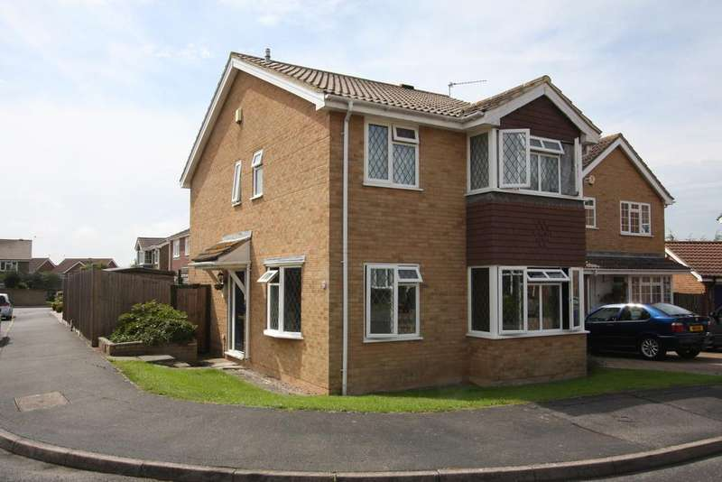 4 Bedrooms Detached House for sale in Helvellyn Drive, Eastbourne BN23