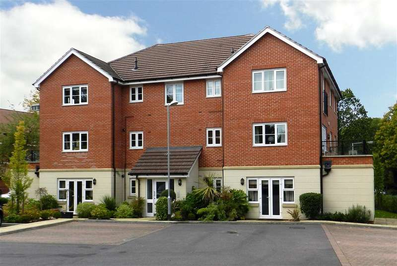 2 Bedrooms Apartment Flat for rent in Waterloo Road, Crowthorne