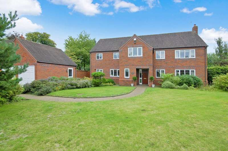 5 Bedrooms House for sale in Ryton Park, Ryton, Shifnal TF11