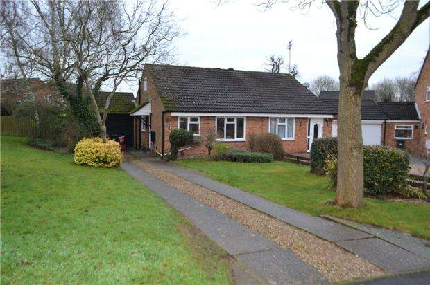 1 Bedroom Semi Detached Bungalow for sale in Harlech Close, Kenilworth