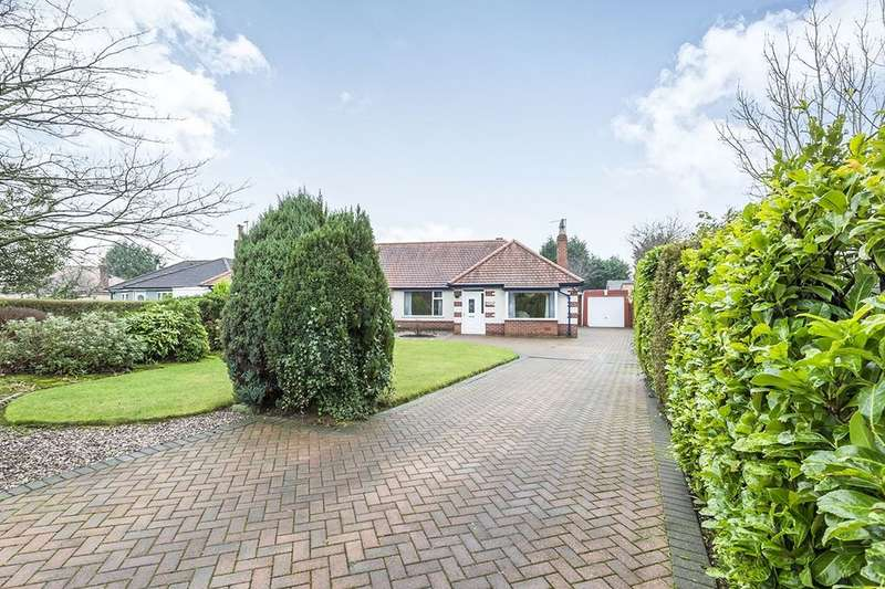 3 Bedrooms Semi Detached Bungalow for sale in Green Drive, Lostock Hall, Preston, PR5