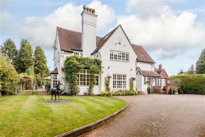 5 Bedrooms Detached House for sale in St Johns Hill, Shenstone